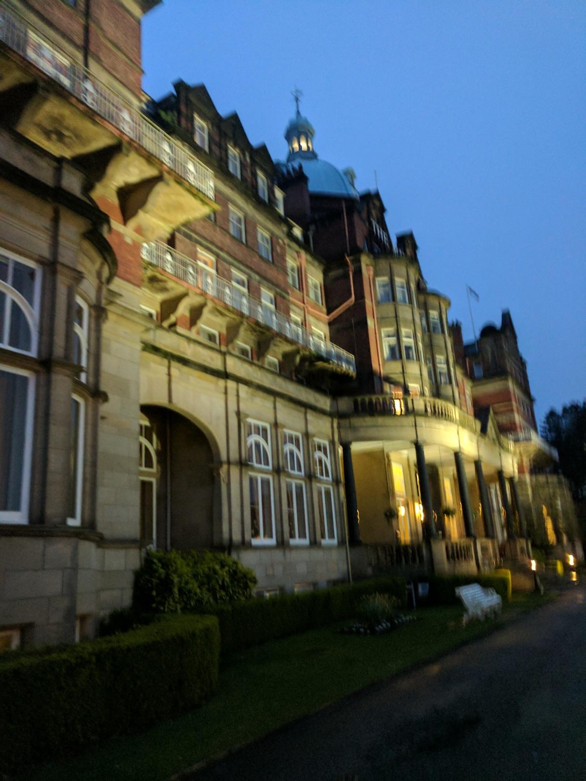 Harrogate and The MajesticHotel