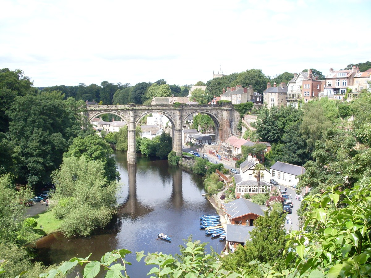 Knaresborough & Mother Shipton's Cave